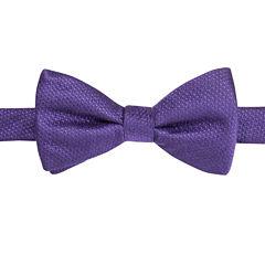 Stafford® Seasonal Solid Pre-Tied Bow Tie