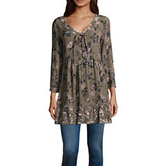 Wallflower Tunic Top Juniors