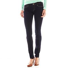 Arizona Super Skinny Jeans-Juniors