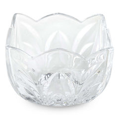 Godinger Shannon Square Crystal Bowl/Candy Dish