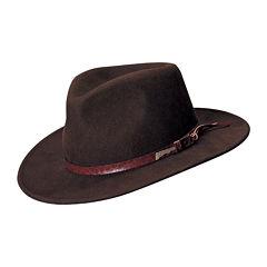 Indiana Jones™ Wool Felt Outback Brim Hat