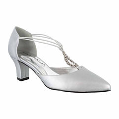 Easy Street Moonlight Womens Pumps