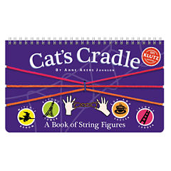 Klutz Cat's Cradle - A Book of String Figures