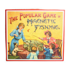 Perisphere & Trylon The Popular Game of Magnetic Fishing
