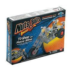 Talicor Nuts+Bolts - Multi Model Engineering Set:Trike or Race Bike