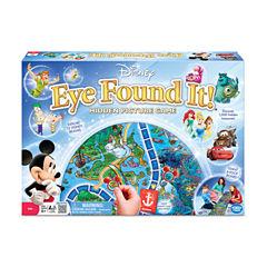 Wonder Forge Disney Eye Found It! Hidden Picture Game