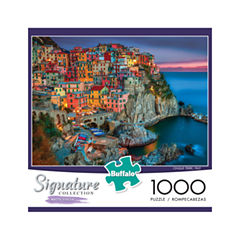 Buffalo Games Signature Collection - Cinque TerreItaly: 1000 Pcs