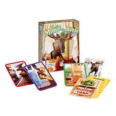 Gamewright There's a Moose in the House Card Game