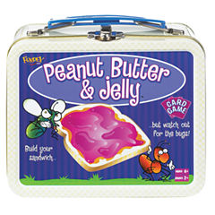 Fundex Games Lunch Box Games - Peanut Butter and Jelly Game