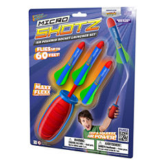 Geospace Pump Rocket Micro Shotz