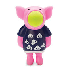 Hog Wild Pig Popper Key Chain