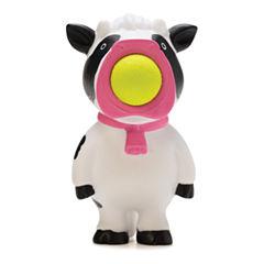 Hog Wild Cow Popper Key Chain