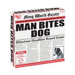 University Games Man Bites Dog Deluxe Edition