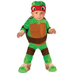 Teenage Mutant Ninja Turtle - Raphael Toddler Costume 2-4T