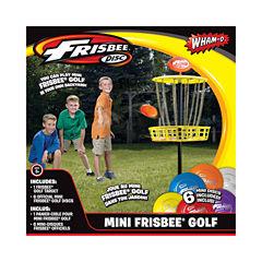 Wham-O Mini Frisbee Golf Set