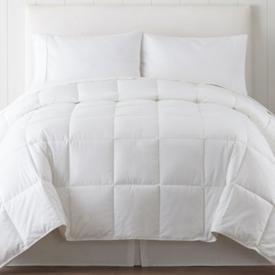 jcpenney home level 3 luxury extra warmth down alternative comforter
