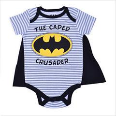 Cape Batman Bodysuit - Baby