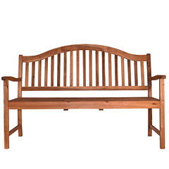Decor Therapy Bench With Center Table 2-pc. Conversation Set