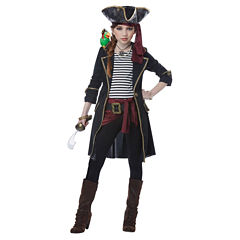 Pirates 7-pc. Dress Up Costume Girls