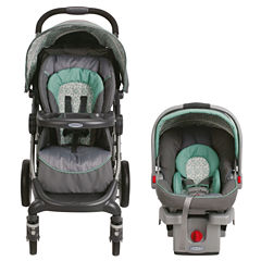 Graco® Stylus Click Connect™ Travel System - Winslet
