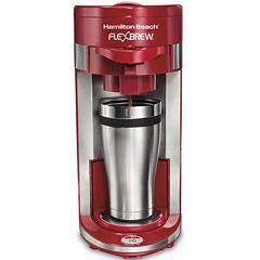 Hamilton Beach® FlexBrew® Single-Serve Coffee Maker