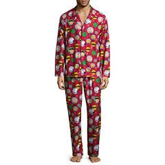 Peanuts Family Pajama Set- Men's