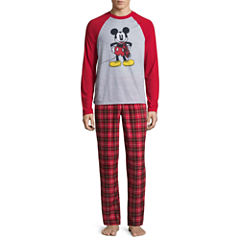 Disney Mickey Mouse Pajama Set- Men's