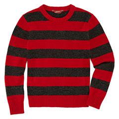 Arizona Striped Pullover Sweater - Boys 8-20