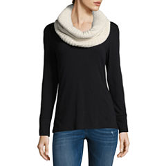Mixit Chenille Infinity Cold Weather Scarf