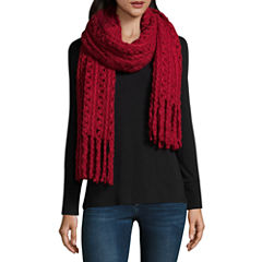 Mixit Knit Oblong Cold Weather Scarf