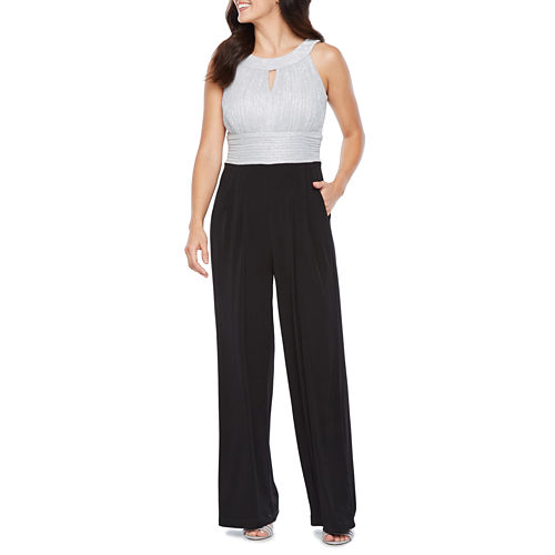 Melrose Sleeveless Jumpsuit