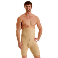 Insta Slim Men's Compression Hi-Waist Undershort