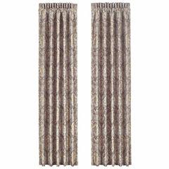 Queen Street Paulina Rod-Pocket Curtain Panel