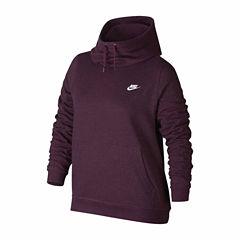 Nike Long Sleeve Sweatshirt-Plus