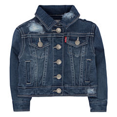Levi's Girls Lightweight Field Jacket-Baby