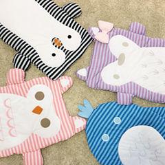 Living Textiles Stripe Knit Nap Mat