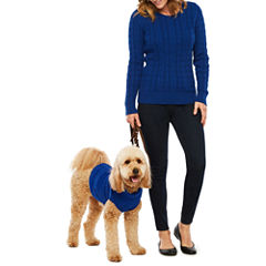 St. John's Bay Cable Sweater or St. John's Bark Cable Sweater