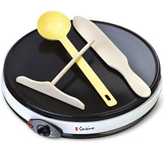 Euro-Cuisine® Crepe Maker