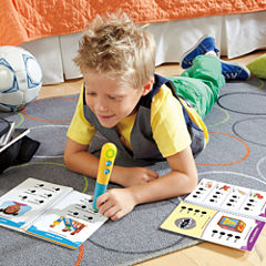 Educational Insights Hot Dots® Jr. Let's Master Grade 1 Reading Set with Hot Dots Pen
