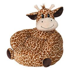 Trend Lab Plush Giraffe Kids Chair