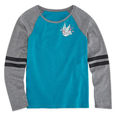 Arizona Long Sleeve Favorite Tee - Girls' 7-16 and Plus