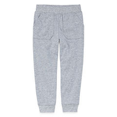 Okie Dokie Jersey Jogger Pants - Preschool Boys