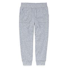 Okie Dokie Jersey Jogger Pants - Preschool Boys