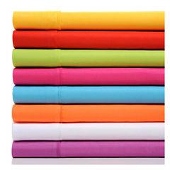 Premier Colorful Collection Soft Super Bright Microfiber Sheets 4 Piece Set