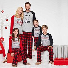 #famjams Dear Santa Family Pajamas