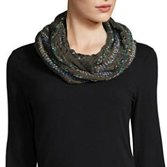 Mixit Infinity Pattern Scarf