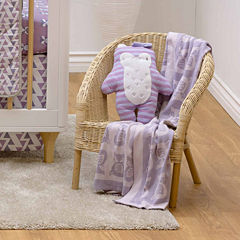 Living Textiles Mod Baby Blankets