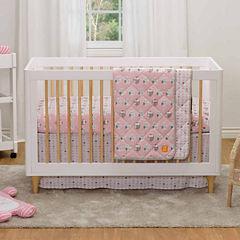 Living Textiles Mod Crib Skirt