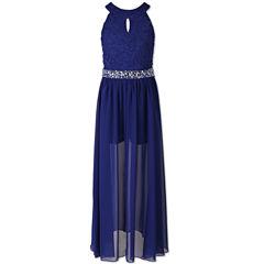 Speechless Sleeveless Maxi Dress - Big Kid Girls