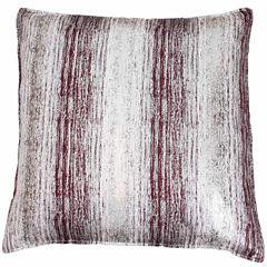 Thro by Marlo Lorenz Christoper Metallic JacquardThrow Pillow
